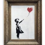 塗鴉畫家班克西自毀作品  法專家:天才創舉