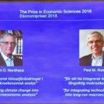 諾貝爾經濟學獎新科得主諾德豪斯 學說主張大揭祕