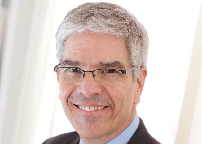 諾貝爾經濟學獎得主之一保羅羅默(Paul M. Romer)。 路透