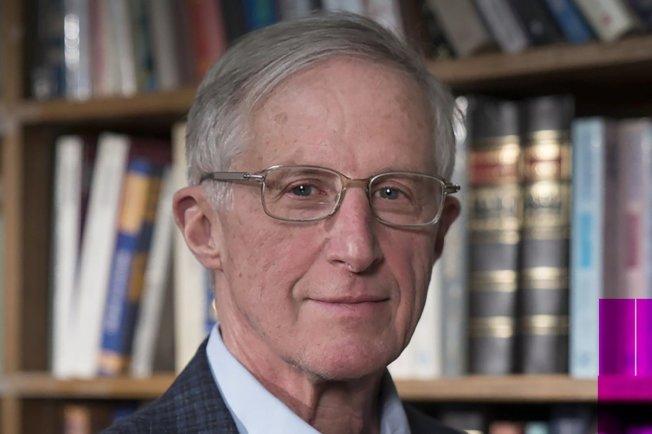 2018諾貝爾經濟學獎得主之一諾德豪斯(William Nordhaus)。Getty Images