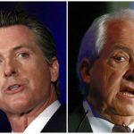州長候選人廣播辯論會 考克斯迎戰紐森