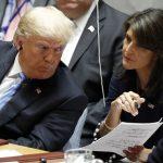 又一個川普親信走人!聯合國大使海理請辭