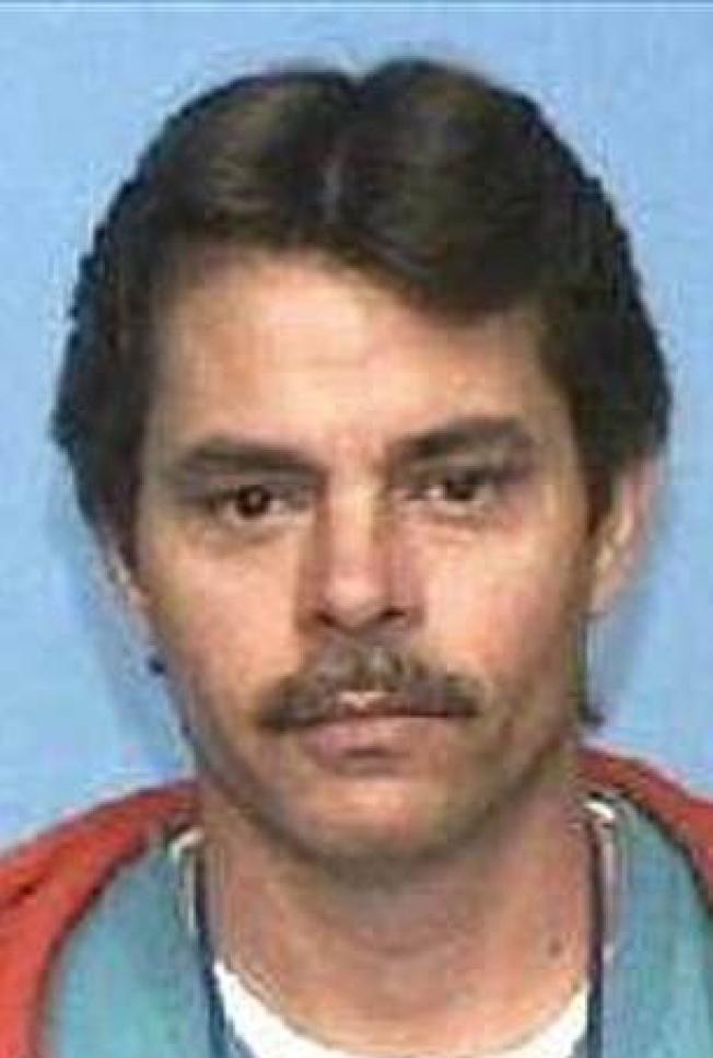 连环强暴犯和连环杀手布拉舍斯。(密苏里州警照片)