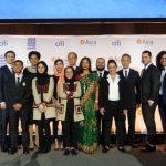 亞洲協會創變者頒獎 萬科王石獲殊榮