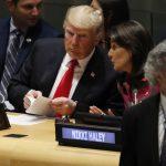 海理與川普不同調 外交發言常遭白宮打臉