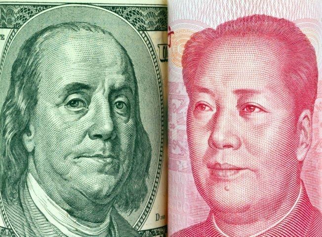 美国拟列中国汇率操纵国 学者:可能双输(图)