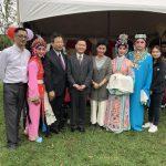 匹茲堡中華文化節 武漢姊妹市助陣
