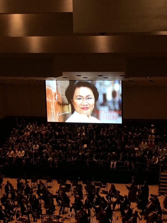 郎朗聯手指揮陳美安 華裔音樂盛事