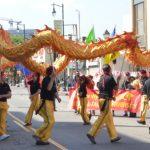 華埠雙十遊行 僑團熱烈響應
