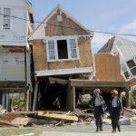 颶風麥可肆虐佛州 增至11死 滿目瘡痍