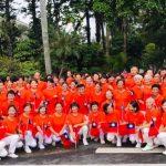 雙十國慶開場 排舞協會博滿堂彩