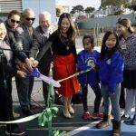 舊金山首個校園雨水收集項目 啟用