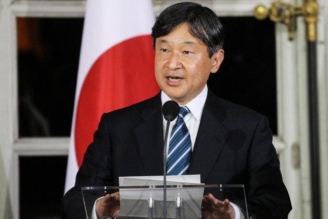 政府正研究是否把新日皇即位的5月1日訂為國定假日;一旦成真,日本民眾明年黃金週可望連休10天。圖為皇太子德仁。(路透)