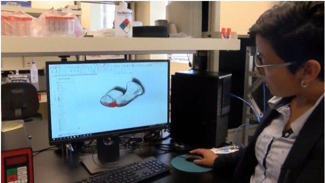 醫材新突破 靜電紡絲3D列印韌帶 不易磨損