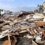 史上第3強!颶風麥可肆虐佛州…「房子幾遭徹底毀滅」