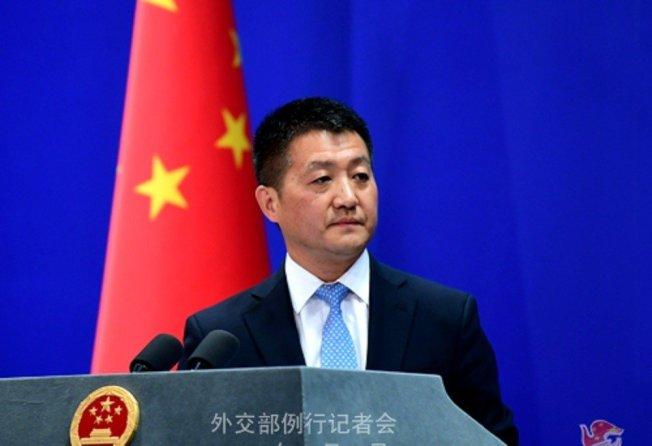日相安倍晉三將訪中,中國外交部發言人陸慷不忘藉此暗批美國應共同維護「多邊主義」「自由貿易體制」及「開放型世界經濟」。中國外交部官網