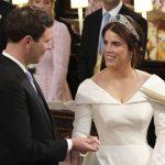 英王室今年二度有喜事 尤金妮公主甜蜜嫁酒商