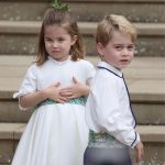 喬治、夏綠蒂再扮花童  皇室婚禮亮點