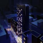 華埠旁21層酒店開發案  市府准了