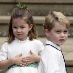 英皇室再迎喜事!尤金妮公主出嫁 喬治、夏綠蒂萌當花童