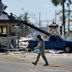 颶風麥可橫掃空軍基地 22架隱形戰機恐「遇難」