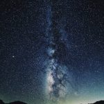 約書亞樹公園拍銀河 詩意十足