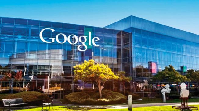Google位於山景城的總部。(Getty Images)