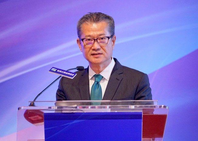 陳茂波:香港超低息年代將結束 邁入升息階段