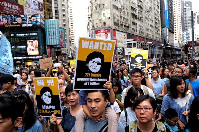 香港「明日大嶼」爭議/林鄭:沒有所謂的一錘定音