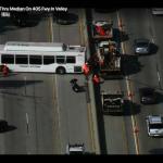 405高速路聖費南多谷路段車禍 40傷