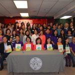 「學華語向前走」中文教師分享教學成果