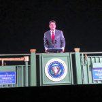 立體映像秀 讓雷根總統「復活」