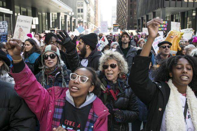 我會投票!年輕女性增32% 非白人增48%