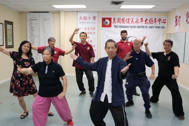 太極拳健康日 楊俊義10月20日邀各界健身