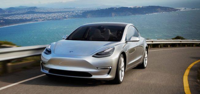 Tesla Model 3 10月頭兩周生產又落後