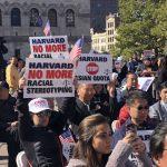 亞裔聚波城轟哈佛招生歧視 高喊「我們都是美國人」