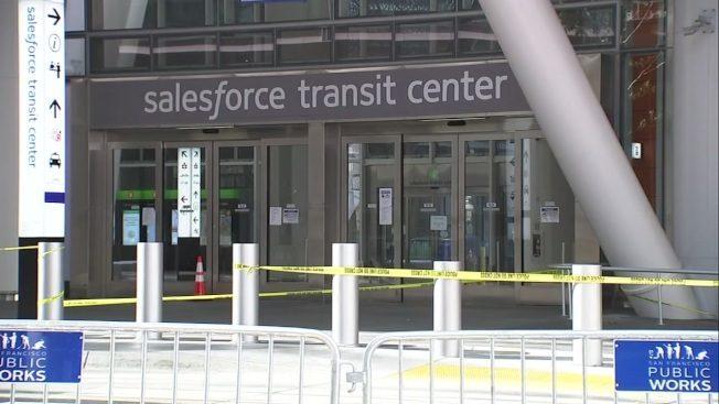 Salesforce車站關閉路段15日重開
