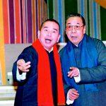 吳兆南曾擬墓誌銘 「這人從前說相聲  但現在說不了了」