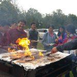 中美文化協會重陽秋遊 輕鬆交誼