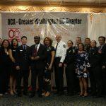 蒙郡亞裔治安英雄 OCA年會表揚