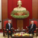 馬提斯:美國仍關切中國南海軍事化 但美中關係不變
