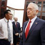 被川普暗示走人 國防部長馬提斯:總統百分百挺我