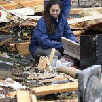 研究:龍捲風頻發地東移 伊州也變高危區