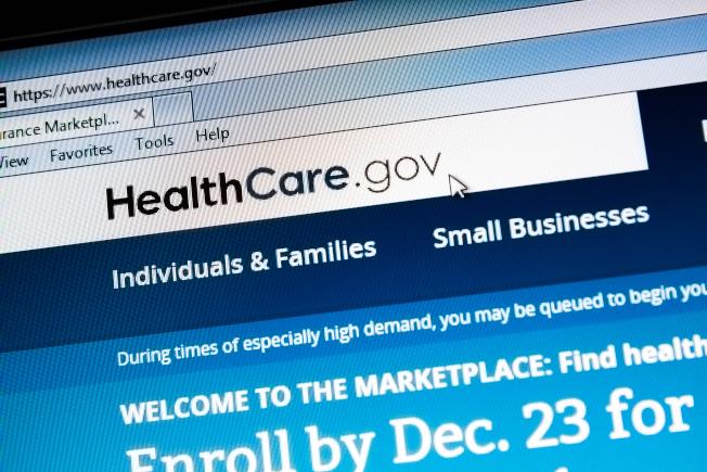 與可負擔健保網站相關的「聯邦醫療計畫和醫療補助計畫服務中心」10月出遭駭,7萬多民眾的資料被盜取。(Dreamstime)