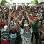移民大軍 一夜暴增至5000人   川普:全力擋人