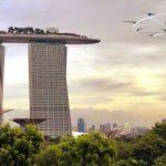 在天上開車不是夢!新加坡空中計程車明年試飛