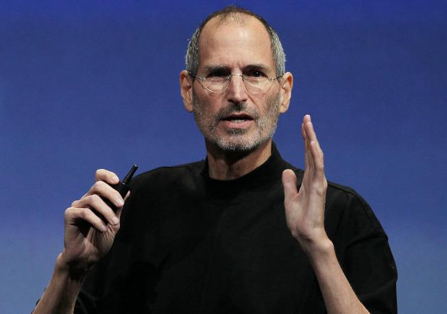 喬布斯生前不讓自家孩子玩iPad。(Getty Images)