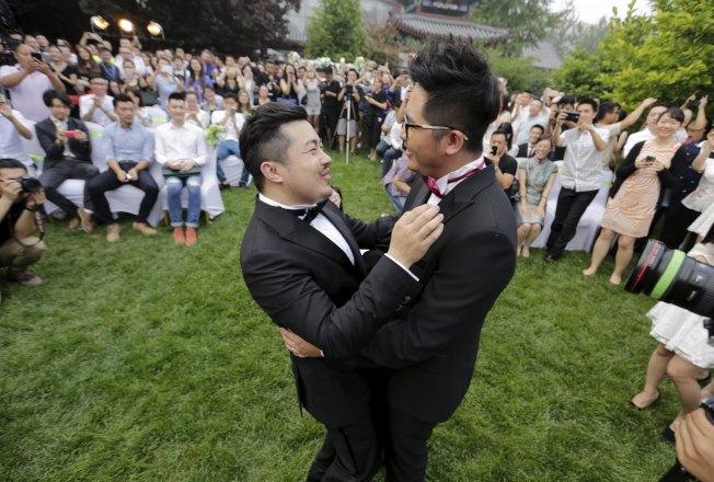 亞裔人群中HIV感染者增長超過30%,主要來自於同性戀和雙性戀人群。(Getty Images)