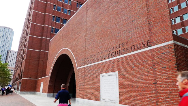 亞裔控告哈佛大學招生歧視案在波士頓聯邦法院進行第二周庭審。(記者唐嘉麗╱攝影)