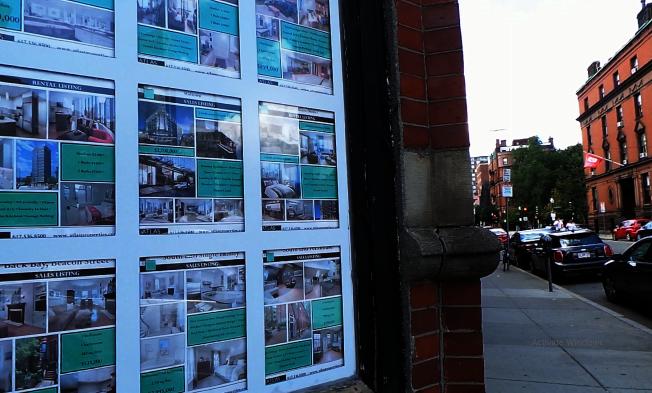 麻州9月份房屋銷售量下滑,仍然上漲的房價幅度也見緩和,但庫存量短缺問題依舊。(記者唐嘉麗/攝影)
